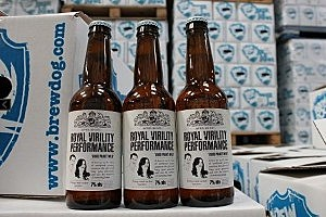 Celebrate the Royal Wedding With Viagra-Laced Beer