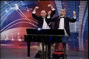 'Greece, You Have Talent' Contestants Play Piano With Their Penises
