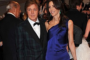 Paul McCartney Engaged to Nancy Shevell