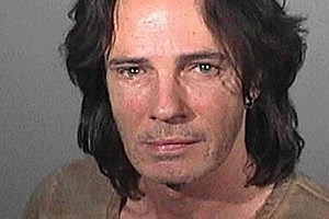 Rick Springfield Booking Photo