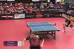 See the Greatest Ping Pong Shot Ever [VIDEO]