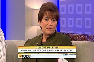 Woman Develops Foreign Accent After Oral Surgery