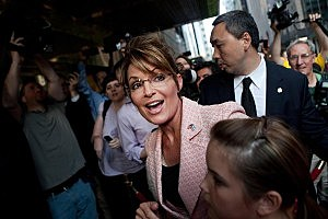 24,000 Pages Of Sarah Palin E-mails Released