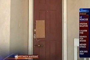 SWAT Team Kicks Down Front Door to Collect on Student Loan