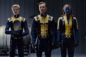 Weekend Box Office: 'X-Men: First Class' Underwhelms