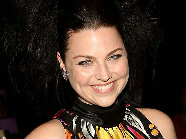 Amy Lee on the New Evanescence Album: 'It Rocks' [VIDEO]