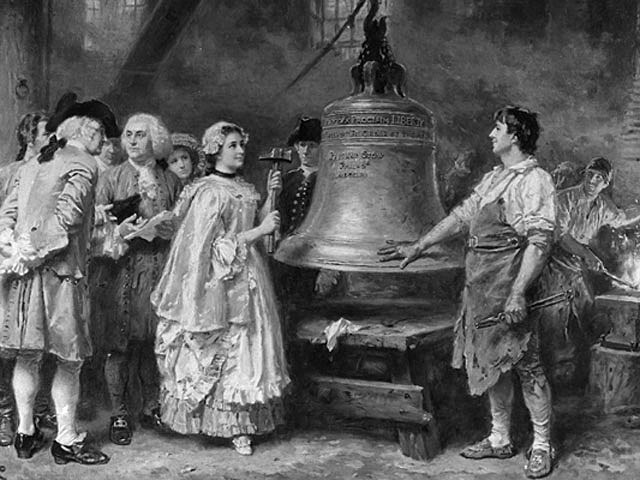This Day in History for July 8 – Liberty Bell Rings and More