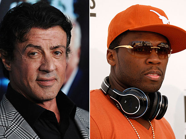 Celebrity Birthdays for July 6 – Sylvester Stallone, 50 Cent and More