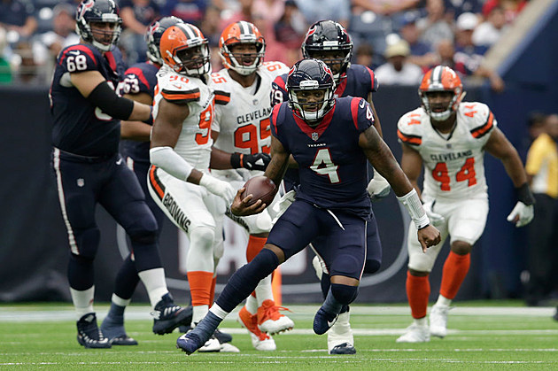 Cleveland Browns v Houston Texan